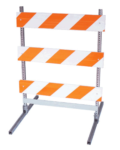 Sign Posts & Traffic Barricades